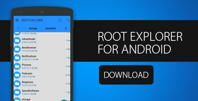 root explorer apk for android ios pc pro version free