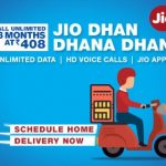 [2017] Jio SIM Home Delivery with Unlimited Benefits