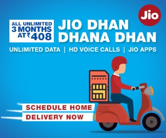 Jio SIM home delivery
