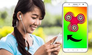 Fidget Spinner APK for Android {2017}