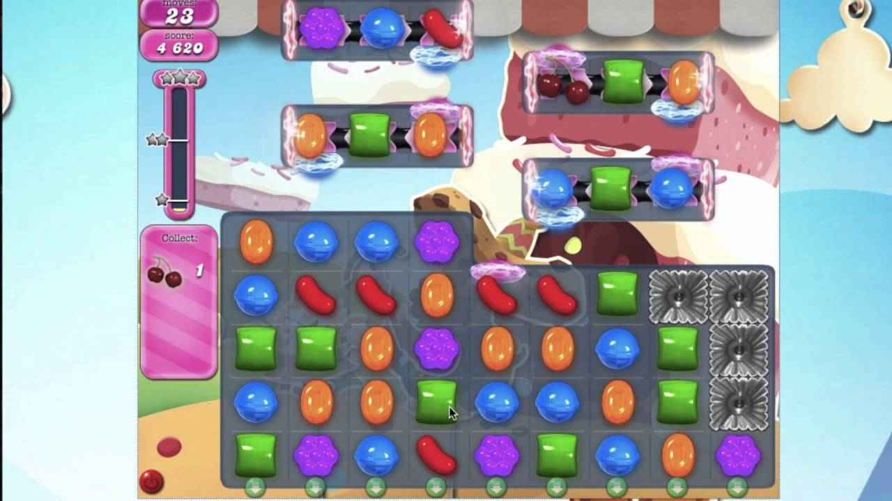 Candy Crush 1642