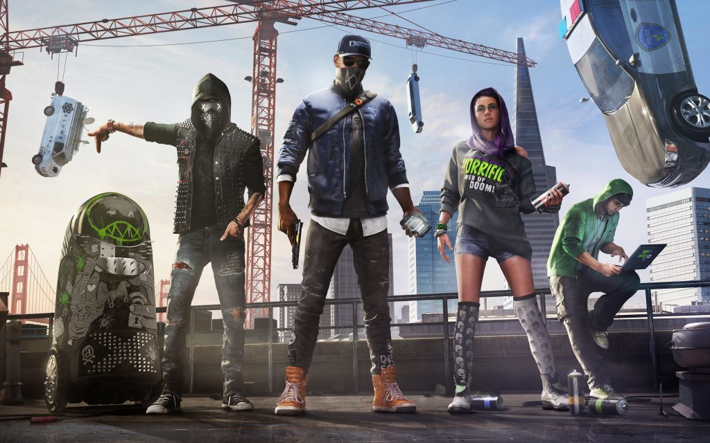 Watch Dogs 2 APK + OBB Free Download for Android