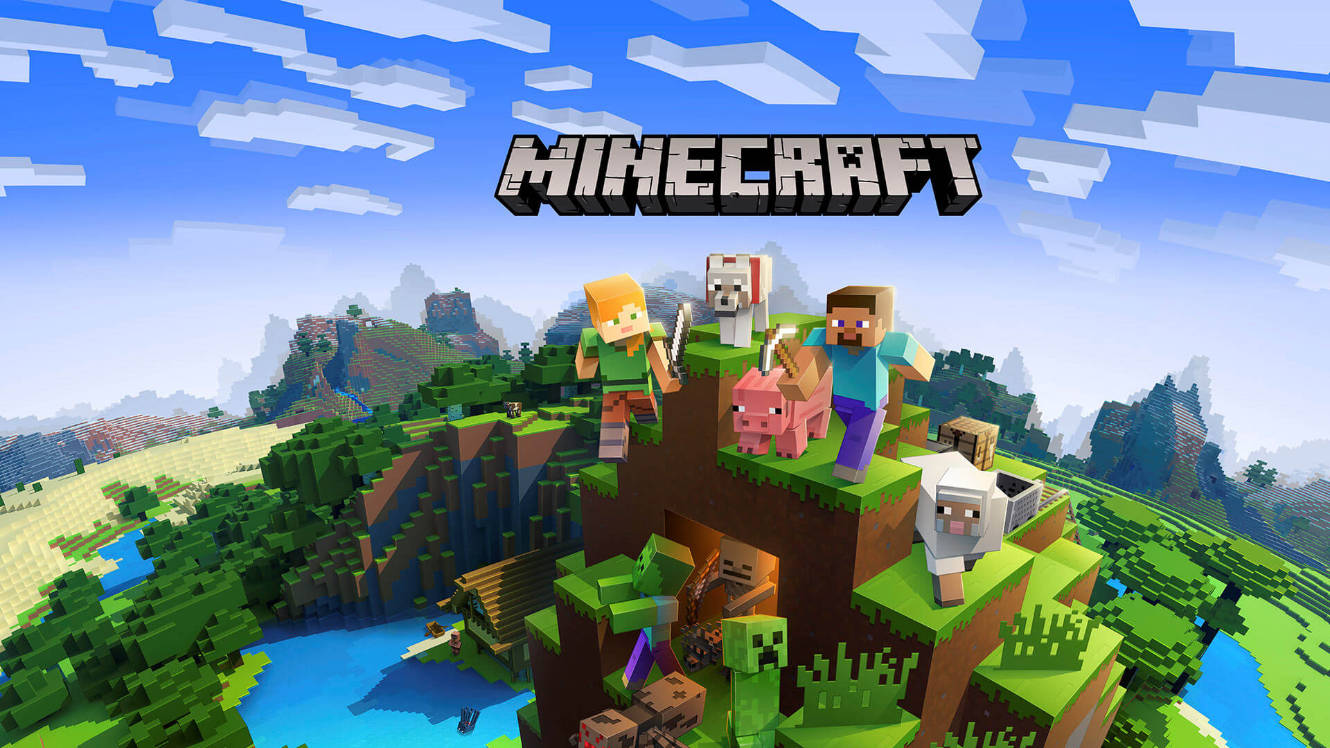 Minecraft sweet and awesome
