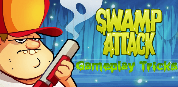 Swamp Attack Gameplay