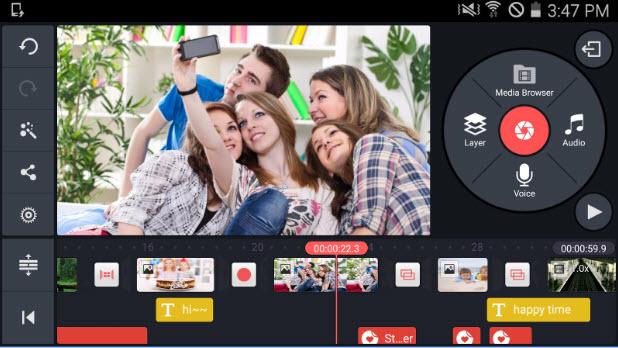 Edit Videos With App