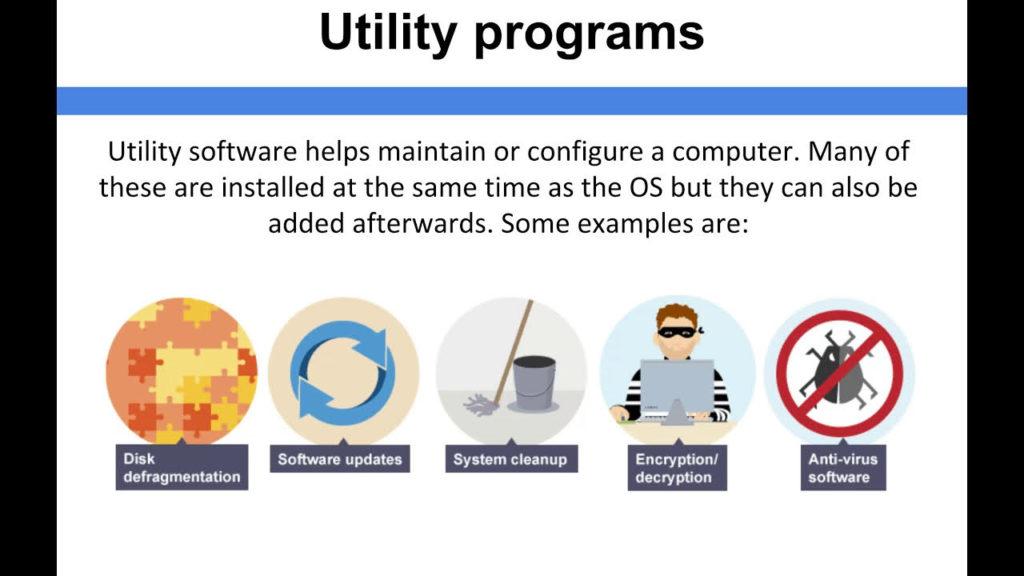 Utility Programs
