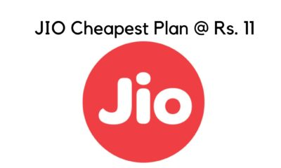 JIO Cheapest Plan