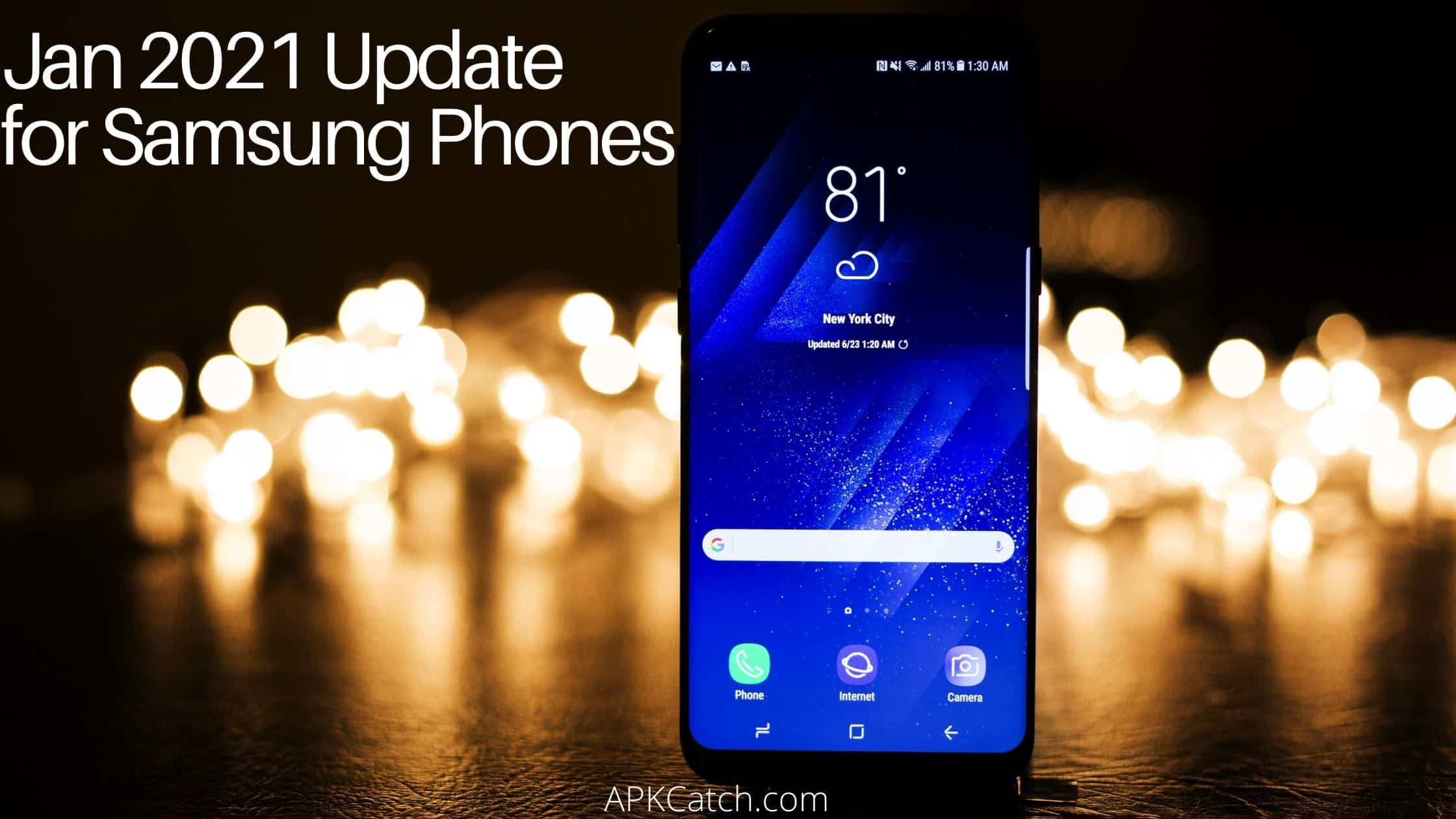 Samsung Rolling Out January 2021 Security Patch for Verizon Galaxy S9, S10, S21 in US