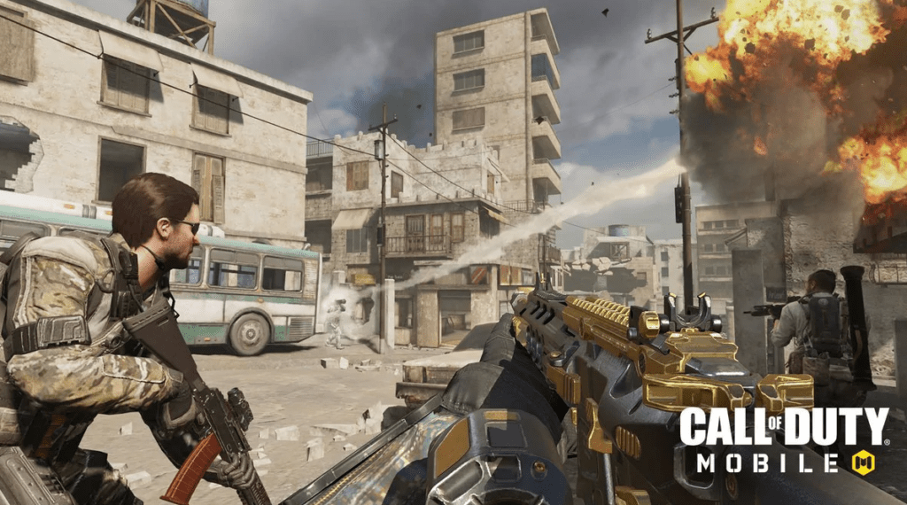 Call of Duty Mobile Mod APK + OBB
