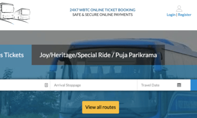 WBTC Ticket Booking App