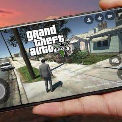 Play GTA 5 on Smartphone