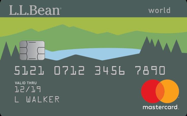 Activate.llbeanmastercard.com
